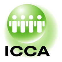 logo for International Congress and Convention Association