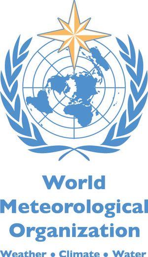 logo for World Meteorological Organization