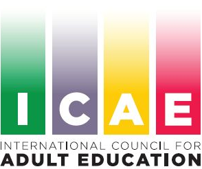 logo for International Council for Adult Education