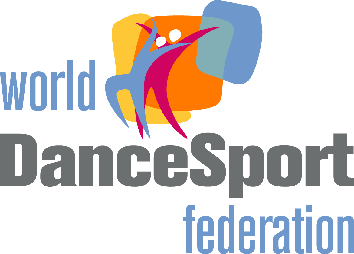 logo for World DanceSport Federation