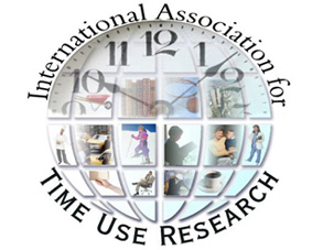 logo for International Association for Time Use Research