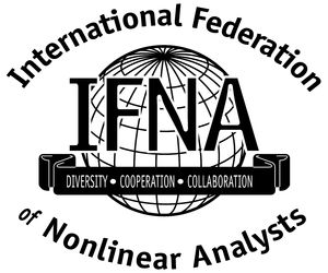 logo for International Federation of Nonlinear Analysts
