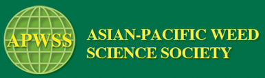 logo for Asian Pacific Weed Science Society