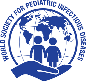 logo for World Society of Pediatric Infectious Diseases