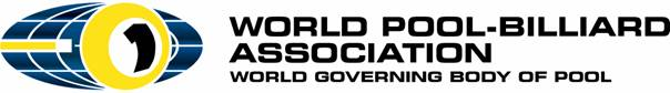 logo for World Pool-Billiard Association