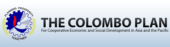 logo for Colombo Plan for Cooperative Economic and Social Development in Asia and the Pacific
