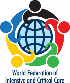 logo for World Federation of Societies of Intensive and Critical Care Medicine