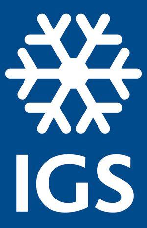 logo for International Glaciological Society