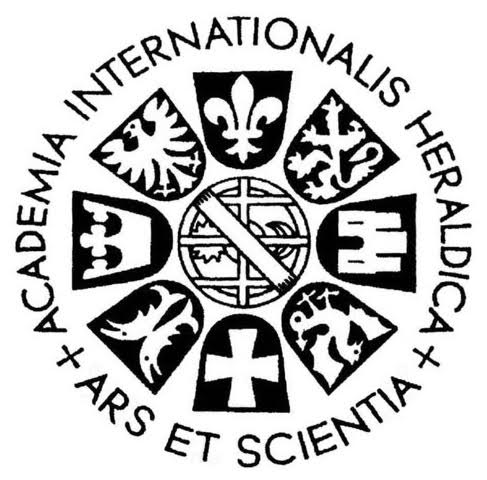 logo for International Academy of Heraldry