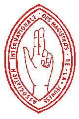 logo for International Association of Youth and Family Judges and Magistrates