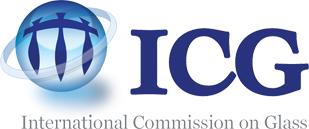 logo for International Commission on Glass