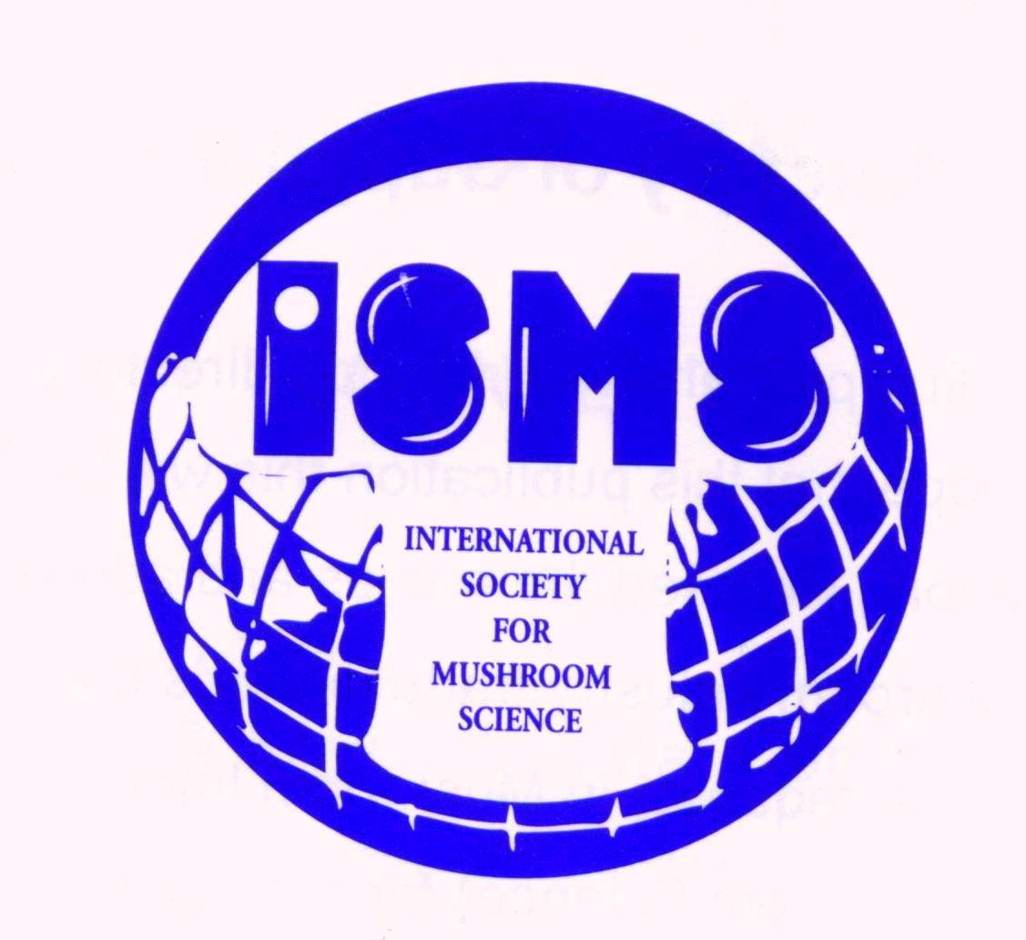 logo for International Society for Mushroom Science