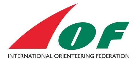 logo for International Orienteering Federation