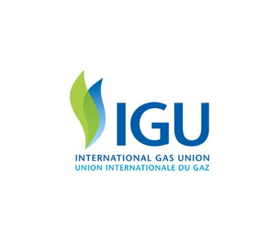 logo for International Gas Union