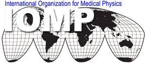 logo for International Organization for Medical Physics