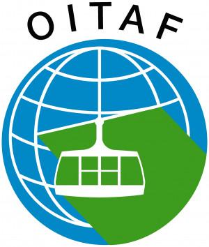 logo for International Organization for Transportation by Rope