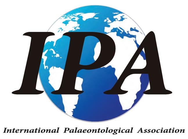 logo for International Palaeontological Association