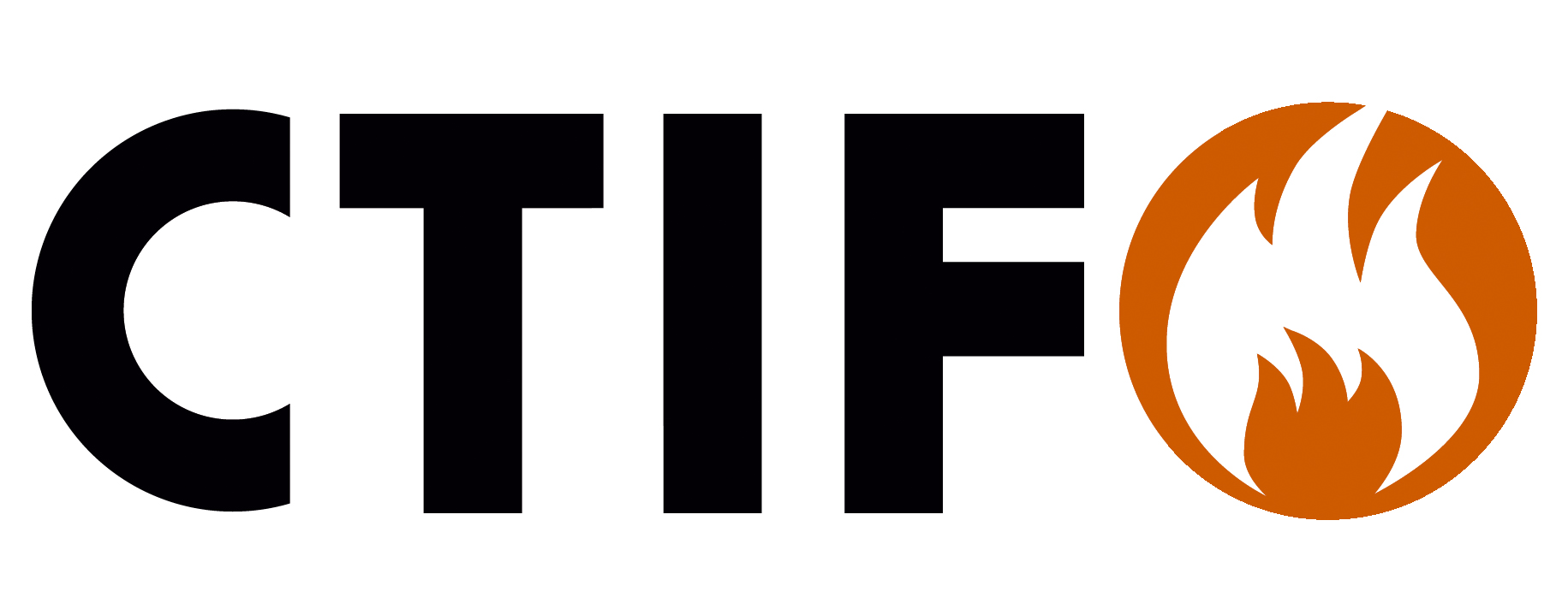 logo for CTIF International Association of Fire and Rescue Services