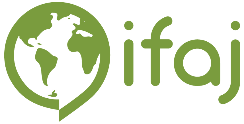 logo for International Federation of Agricultural Journalists