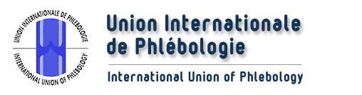 logo for International Union of Phlebology