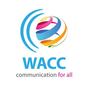 logo for World Association for Christian Communication