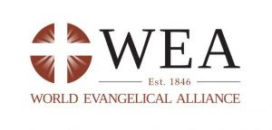 logo for World Evangelical Alliance