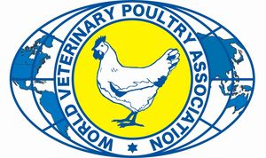 logo for World Veterinary Poultry Association