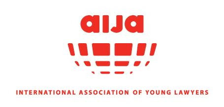 logo for International Association of Young Lawyers