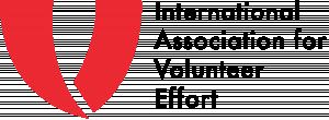 logo for International Association for Volunteer Effort
