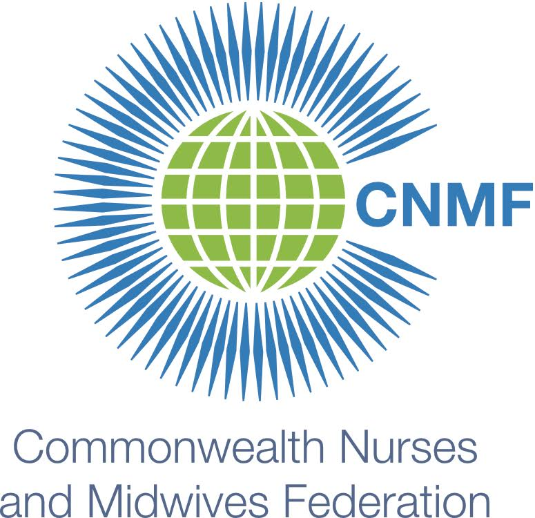 logo for Commonwealth Nurses and Midwives Federation