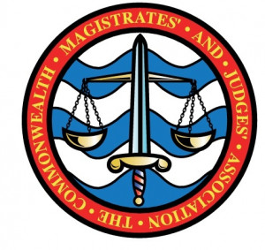 logo for Commonwealth Magistrates' and Judges' Association