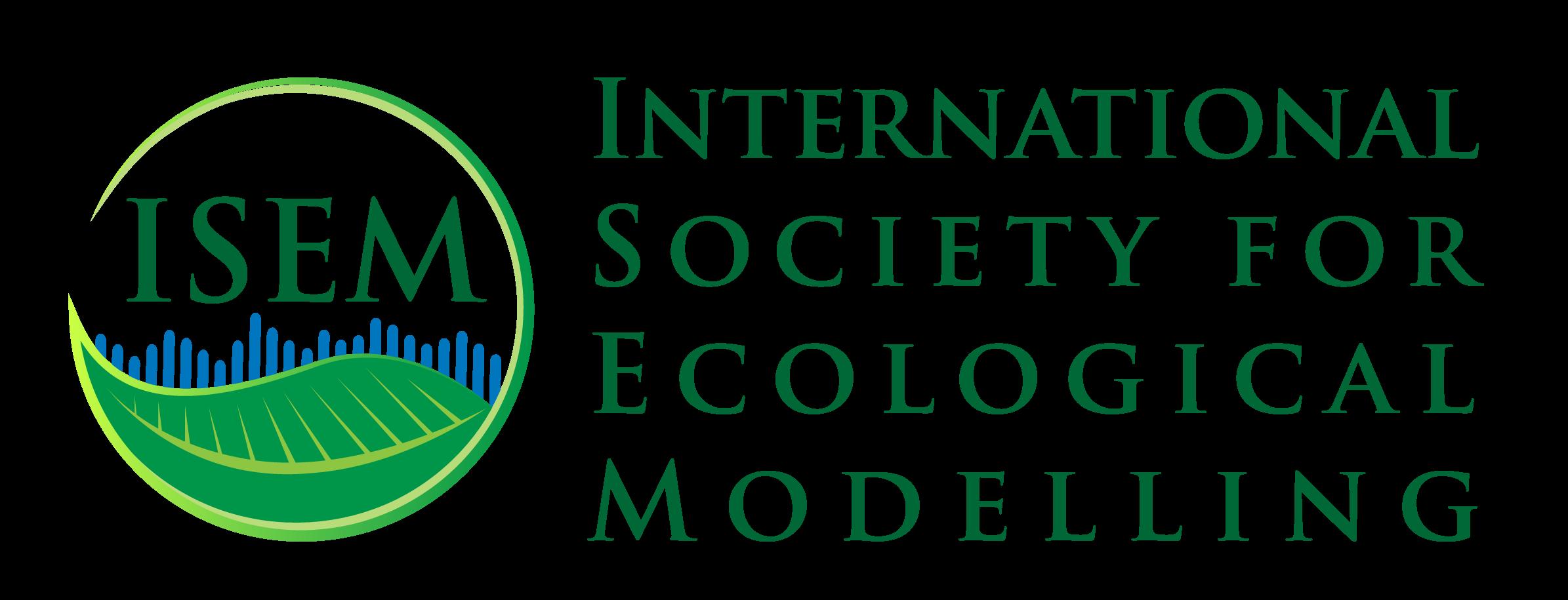 logo for International Society of Ecological Modelling