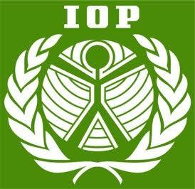 logo for International Organization of Psychophysiology