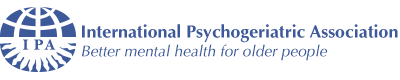 logo for International Psychogeriatric Association