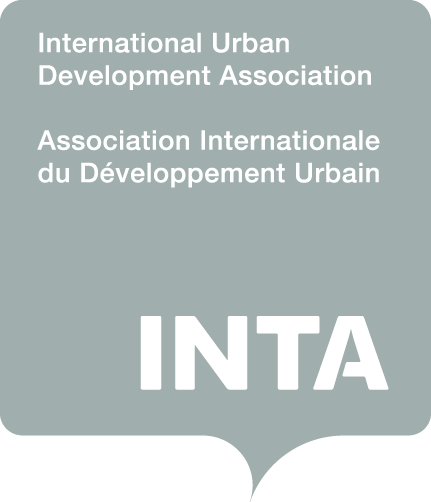logo for International Urban Development Association