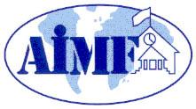 logo for Association Internationale des Maires et responsables des capitales et métropoles partiellement ou entièrement Francophones