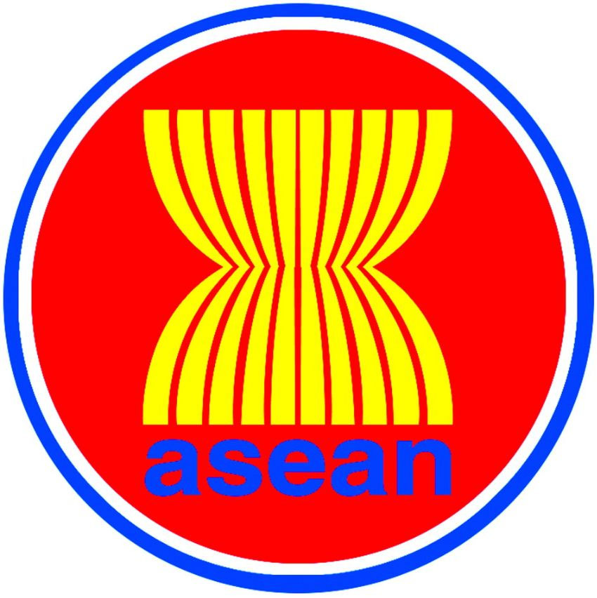 logo for Association of South East Asian Nations