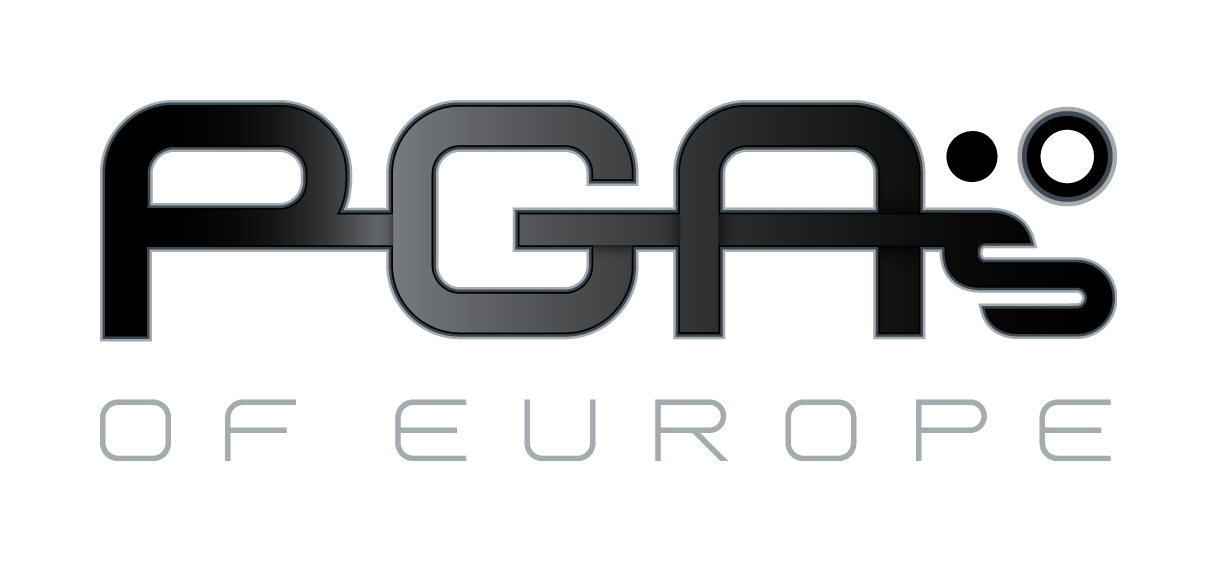 logo for Professional Golfers' Associations of Europe, The