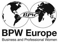 logo for BPW Europe - European Region of BPW International