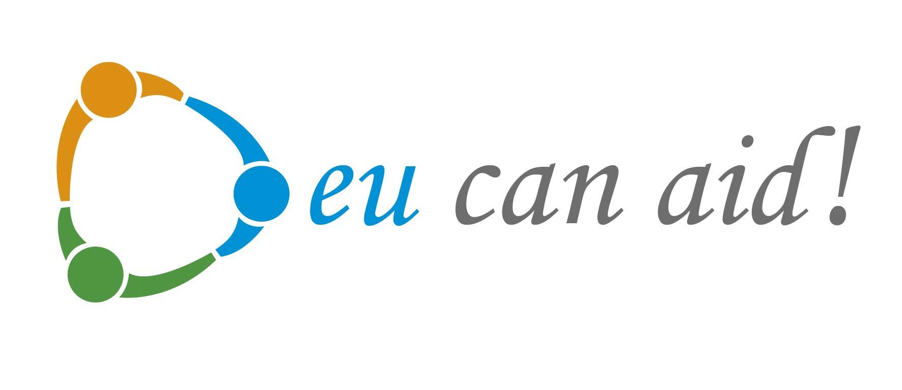 logo for eu can aid