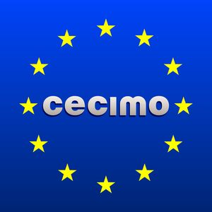 logo for European Association of the Machine tool Industries and related Manufacturing Technologies