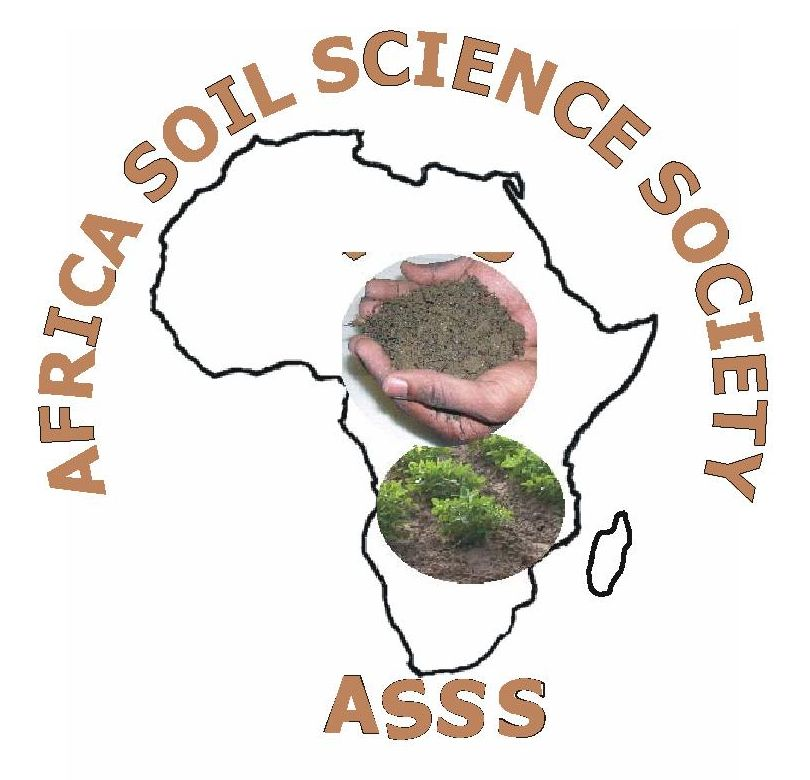 logo for Africa Soil Science Society