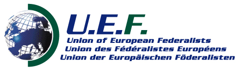 logo for Union of European Federalists, The