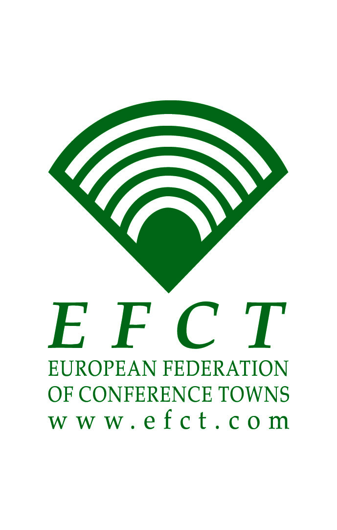 logo for European Federation of Conference Towns
