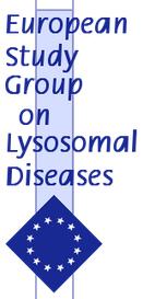 logo for European Study Group on Lysosomal Diseases