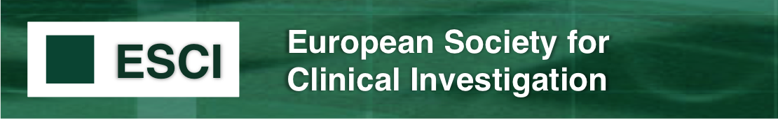 logo for European Society for Clinical Investigation