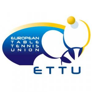 logo for European Table Tennis Union