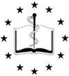 logo for European Association for Health Information and Libraries