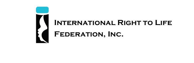 logo for International Right to Life Federation