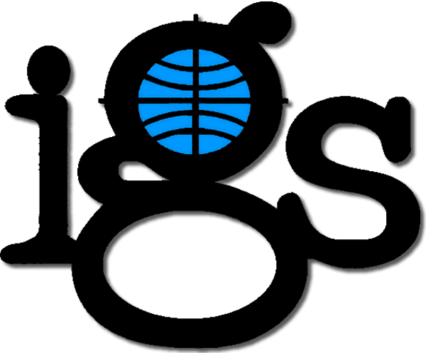logo for International Geosynthetics Society